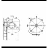 منبع انبساط بسته 100 لیتری HTM